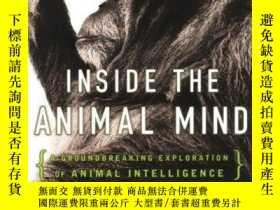 二手書博民逛書店Inside罕見The Animal MindY256260 George Page Broadway 出版