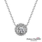 GIA鑽石項鍊 PERKINS 伯金仕 Anne系列 0.30克拉鑽石項鍊
