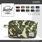 《熊熊先生》加拿大品牌 Herschel 手拿包 7折 旅遊包 大容量小包 反車拉鍊 10039 化妝包 多色