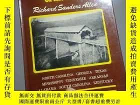 二手書博民逛書店covered罕見bridges of the southY267761 Richard ALlen Bona