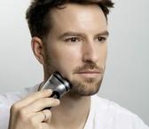 剃鬚刀小米有品映趣剃須刀電動胡須3D刮胡刀男士充電式智慧多功能刮胡子完美
