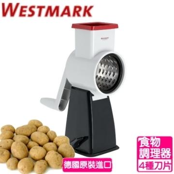 【南紡購物中心】Reibemaschine-Grater 多功能手搖刀輪式蔬果調理機 9760 2260