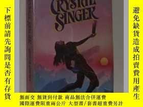 二手書博民逛書店《罕見Crystal Singer 》[Mass Market