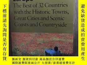 二手書博民逛書店Europe罕見 97: The Best Of 32 Countries With The Historic T