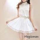 短袖襯衫連衣裙 LES3311 ★Mag...