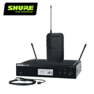 SHURE BLX14R / W93 微型領夾麥克風無線系統-原廠公司貨