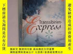 二手書博民逛書店罕見Transsibirien-Express(德語)Y8571