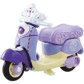 《 TOMICA 》夢幻小汽車 - DM - 12 蘇菲亞小公主摩托車  ╭★ JOYBUS玩具百貨