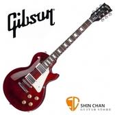 GIBSON 2017 Les Paul Studio T 電吉他 Wine Red 紅 台灣總代理/公司貨 贈原廠電吉他硬盒/case