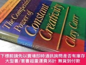 二手書博民逛書店The罕見Competitive Power Constant Creativity【16開精裝 英文原版】不斷創