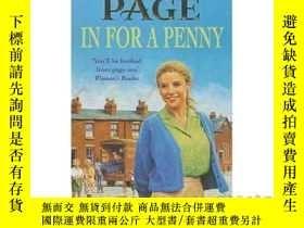 二手書博民逛書店In罕見for a Penny-為了一分錢Y465786 Lynda Page Headline Publis