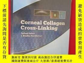 二手書博民逛書店Corneal罕見Collagen Cross Linking