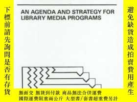二手書博民逛書店Curriculum罕見Initiative: An Agenda And Strategy For Librar