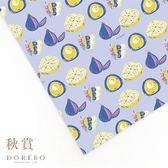 多力波風格圖紙/秋賞(兩大張入)【Dorebo Life Style】