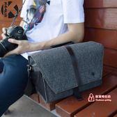 相機包 單反攝影包80D單肩200D便攜男專業相機袋