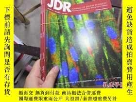 二手書博民逛書店JDR罕見JOURNAL OF DENTAL RESEARCH