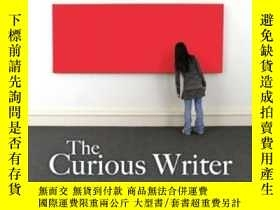 二手書博民逛書店Curious罕見Writer The Plus Mywriti