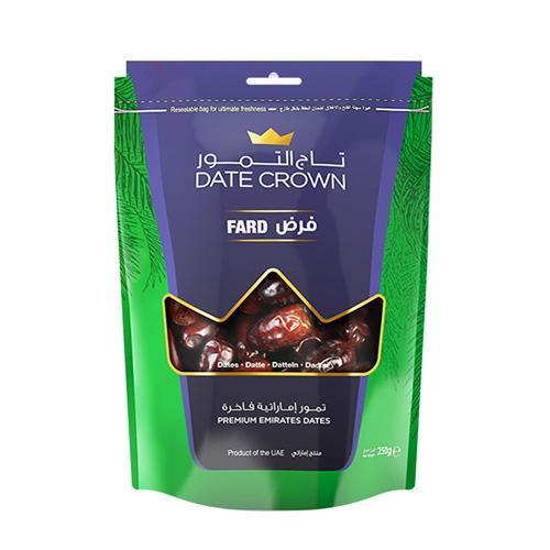 Crown阿聯酋天然椰棗5包 日華好物