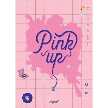 Apink Pink Up CD附DVD 台灣特別盤 THE 6TH MINI ALBUM 免運 (購潮8)