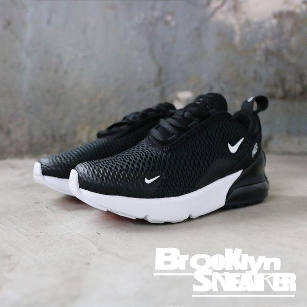 NIKE AIR MAX 270 PS 黑 氣墊 慢跑鞋 中童 (布魯克林) 2019/03月 AO2372-001