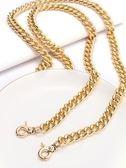 包鍊 女包包配件包包鍊子包包鍊條配件金色鍊條金屬包鍊肩帶斜跨金屬鍊 快速出貨