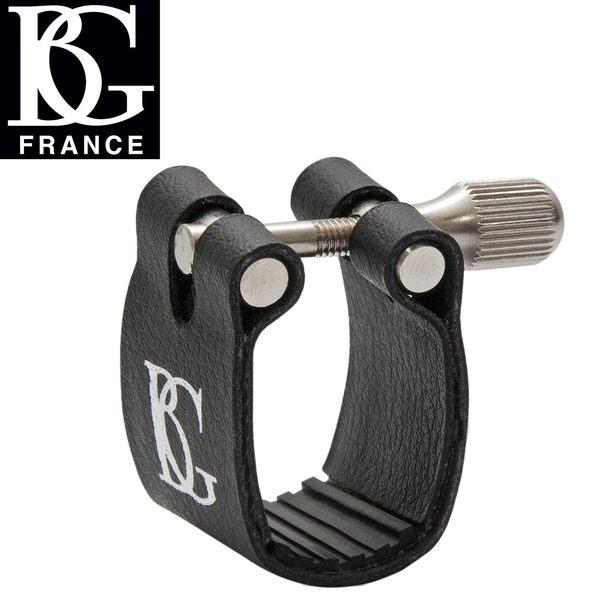 小叮噹的店-法國 BG L8 豎笛 束圈 皮束圈 Eb調 單簧管 Eb Clarinet