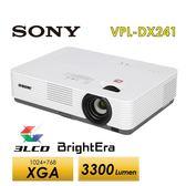 【SONY 索尼】商用投影機(VPL-DX241)