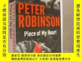 二手書博民逛書店Piece罕見of My HeartY146810 Peter