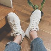 春季上新 春季新款潮流帆布鞋低筒透氣休閒男士布鞋韓版小白鞋