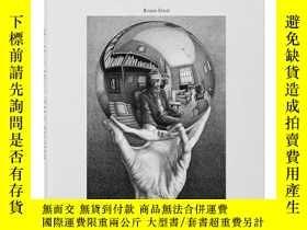 全新書博民逛書店M.C.埃舍爾的魔鏡英文原版 The Magic Mirror