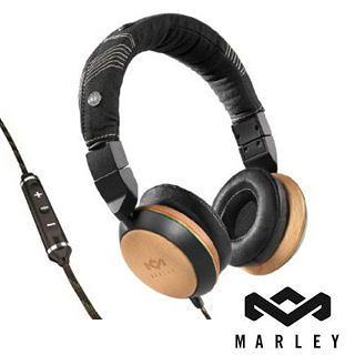 [NOVA成功3C] Marley 雷鬼 Stir It Up (EAR-MAR-FH013HA) Harvest 可換線頭戴式耳機麥克風  喔!看呢來