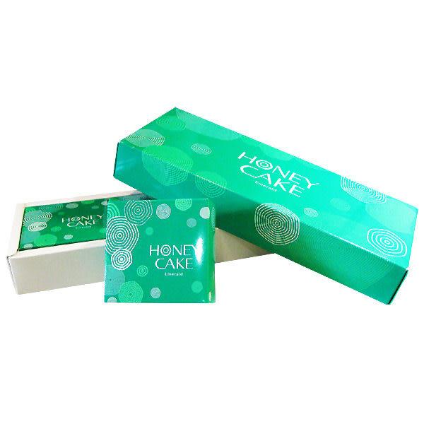 【資生堂】Honey Cake翠綠蜂蜜 香皂禮盒(三個入)x3盒