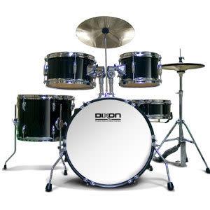 【金聲樂器廣場】DIXON 兒童專用 鼓組 (DXPD-PCD156A)