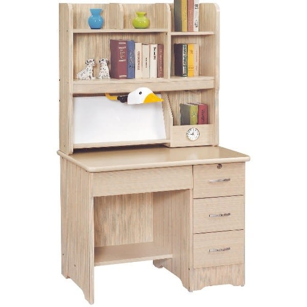 書桌 電腦桌 AT-570-7 白楓木3尺書桌 (不含其它產品) 【大眾家居舘】