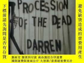 二手書博民逛書店Procession罕見of the Dead The City Trilogy (1)死亡遊行城市三部曲(1)奇