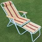 躺椅 折疊午休夏天涼爽午睡椅子陽臺家用休閒靠椅麻將涼椅老人竹椅 【免運快出】