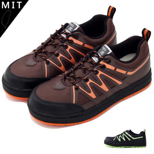 男款 舒適楦頭 多層次感 防穿刺 MIT專業手工製造 鋼頭安全鞋 工作鞋 59鞋廊