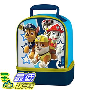 [106美國直購] 手提包 Thermos Dual Compartment Lunch Kit, Paw Patrol