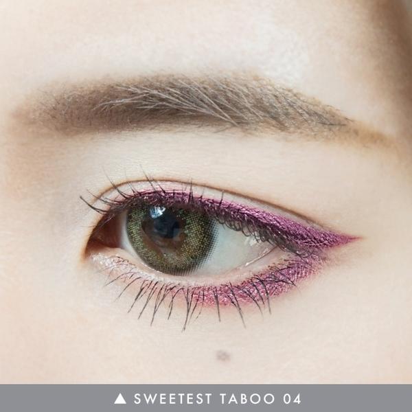 DAZZSHOP極炫眼線筆(紫色) 0.1g