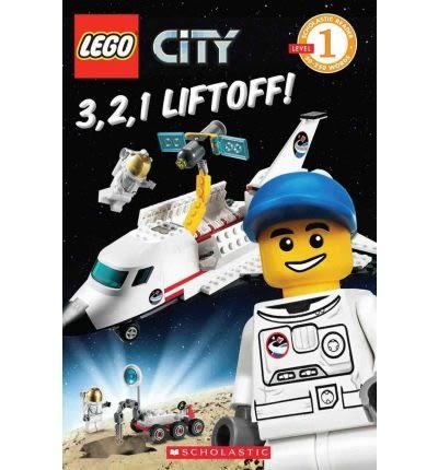 LEGO CITY (樂高城市):3, 2, 1 LIFTOFF! /L1