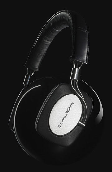經典數位~Bowers & Wilkins P5 Mobile HiFi Stereo降躁耳機~iPhone/iPod/iPad2現貨