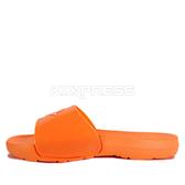 Pony Park [62U1SL63OG] 男鞋 運動 涼鞋 拖鞋 夏天 海邊 雨天 防水 橘 白