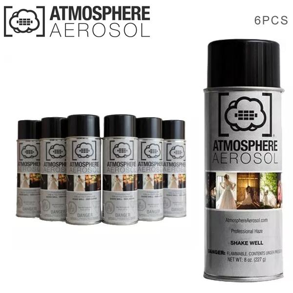 EGE 一番購】Atmosphere Aerosol 煙霧神器【6 PCS】無色無味無毒 擺脫煙餅噴煙機的不便【公司貨】