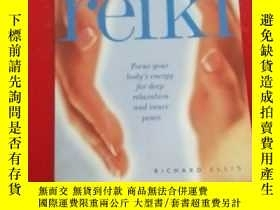 二手書博民逛書店empower罕見your life with reiki: focus your bodys energy fo