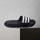 Adidas Duramo SL 男女 黑 運動 拖鞋 FY6034