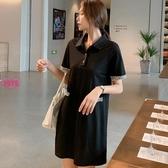 MG 短袖t恤連身裙 寬鬆體桖短裙 色(S/M/L)
