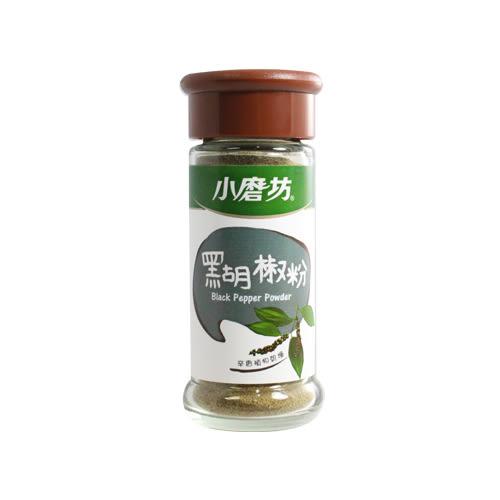 小磨坊黑胡椒粉28g【愛買】