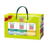 (秋季養生禮盒)營養密碼 鈣+鎂+D3 90顆 葉黃素DHA藻油 75錠 柑橘C 60顆  *維康