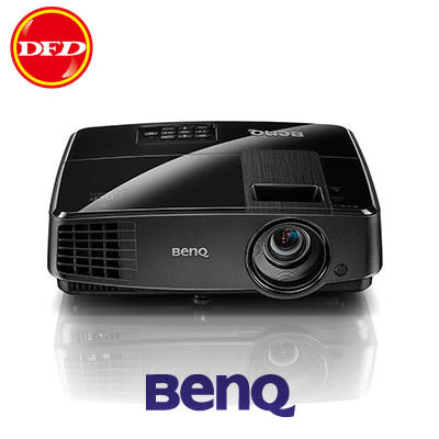 BENQ 高亮商務投影機 MS506 3200流明 SVGA 支援3D投影 公司貨