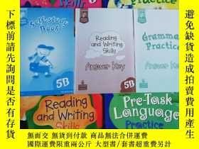 二手書博民逛書店Grammar罕見Practice + Pretask Lang